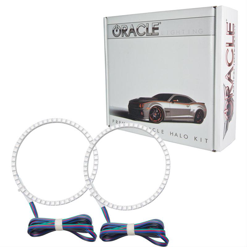 Oracle Lighting 2638-330 Chevrolet Malibu 2008-2012 ORACLE ColorSHIFT Halo Kit