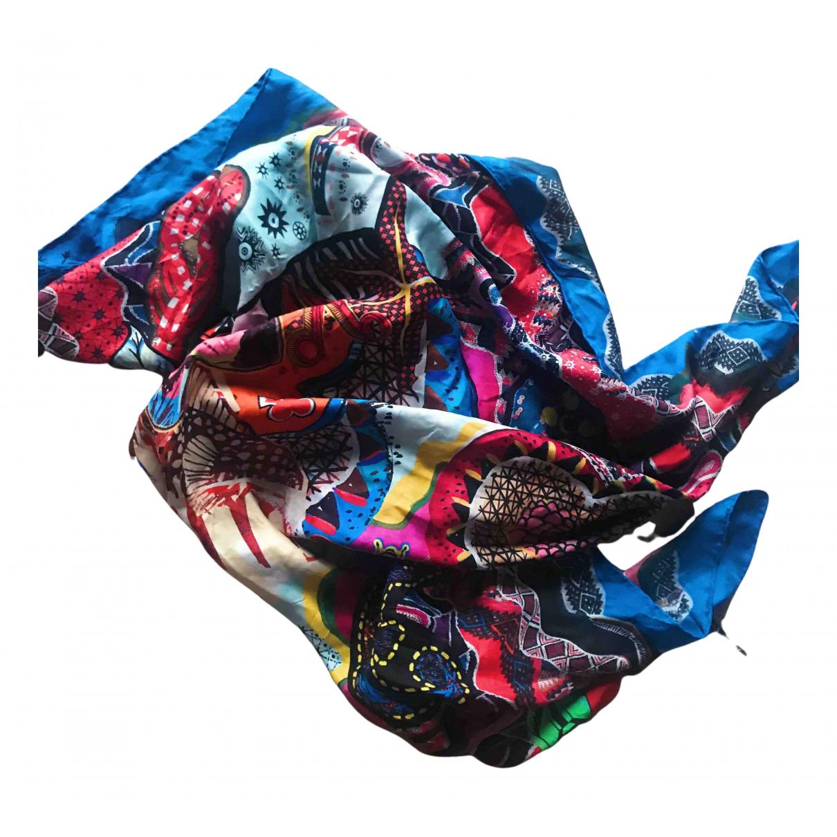 Christian Lacroix N Multicolour Silk Silk handkerchief for Women N