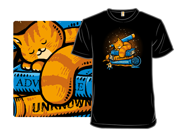 Dreaming Adventures T Shirt