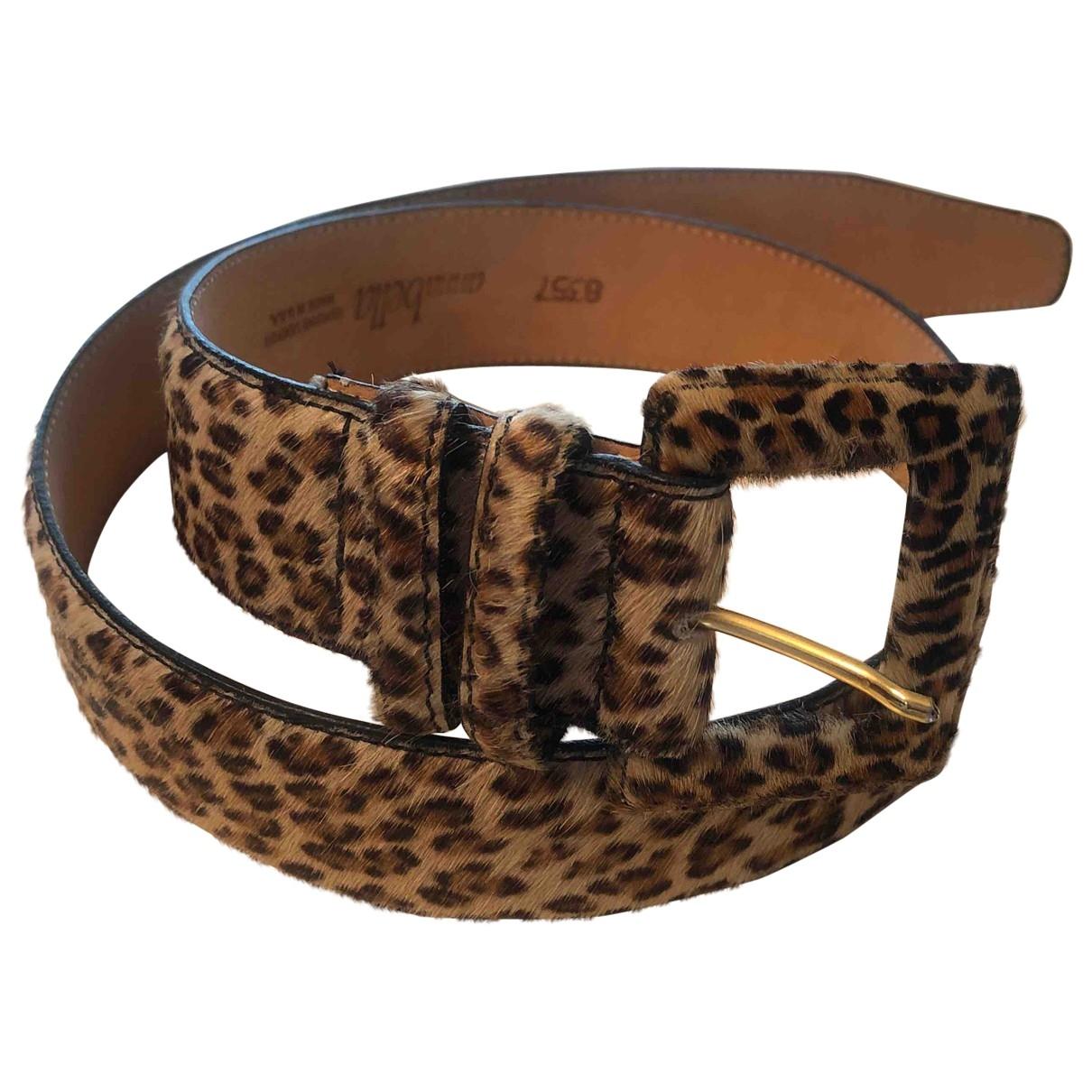 Annabella Pavia \N belt for Women 85 cm