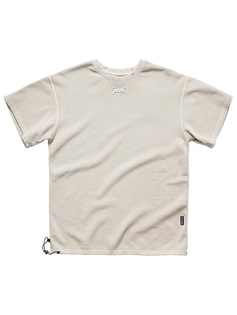 Ericdress Casual Plain Round Neck Short Sleeve Loose T-shirt