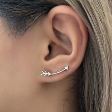 Arrow Design Earrings