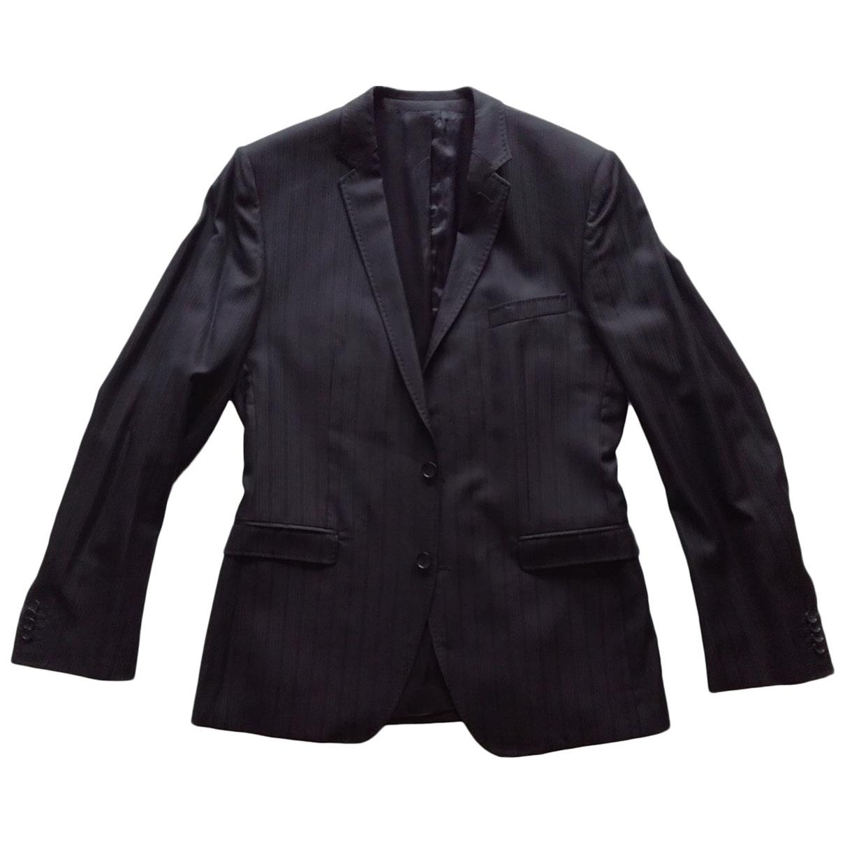 D&g - Costumes   pour homme en laine - noir