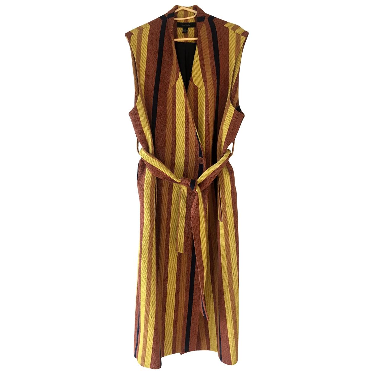 Karen Walker - Manteau   pour femme en coton - multicolore