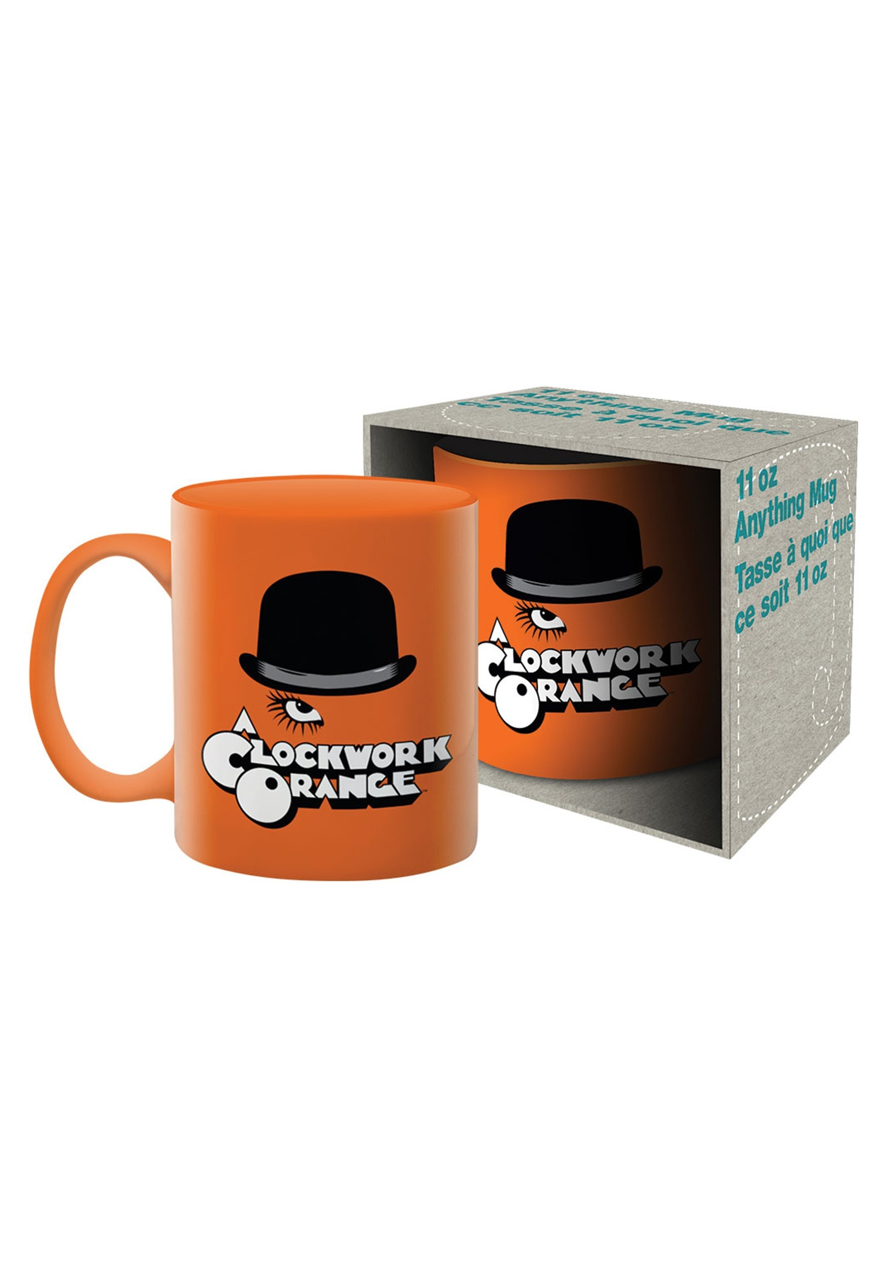 A Clockwork Orange 11oz Coffee Cup