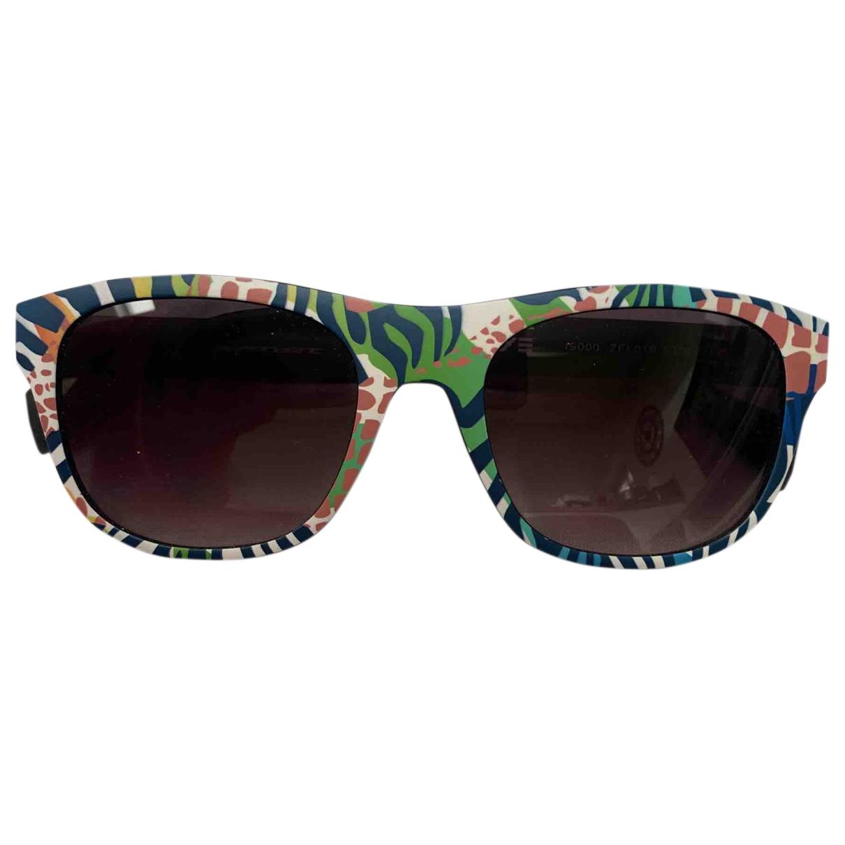 Non Signe / Unsigned \N Sonnenbrillen in Kunststoff