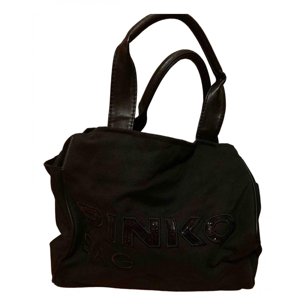 Pinko N Black Cloth handbag for Women N
