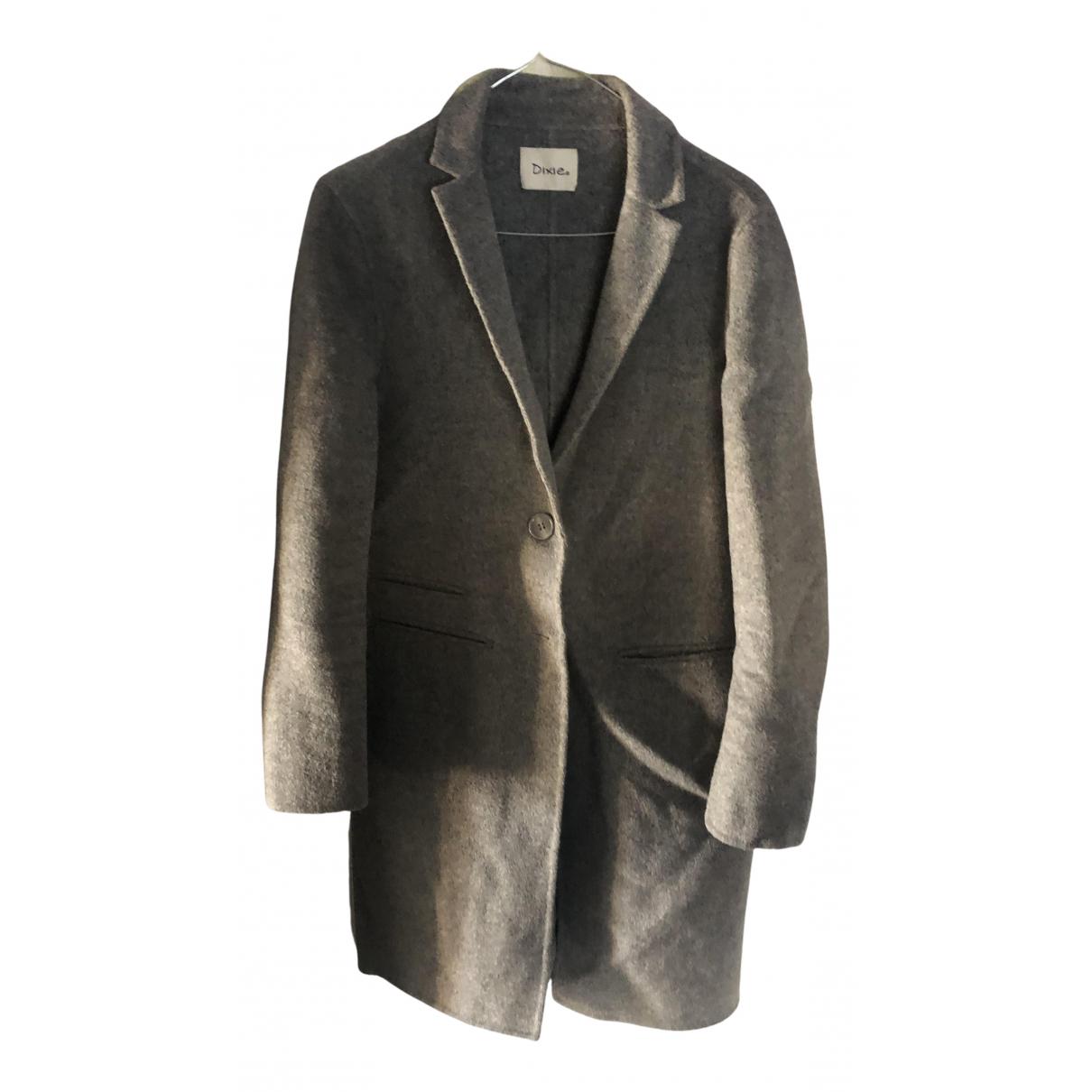 Dixie - Manteau   pour femme - gris