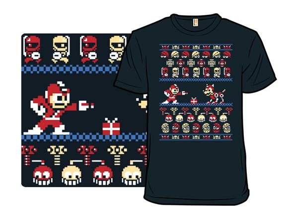 Christmas Man T Shirt