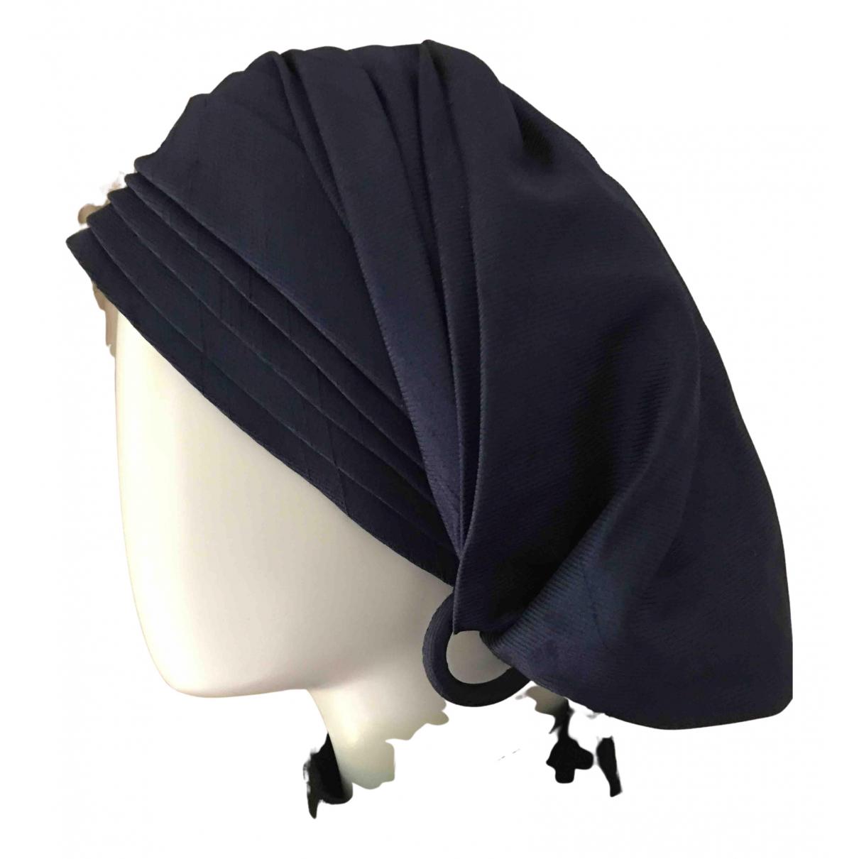 Dior N Blue Cloth hat for Women M International