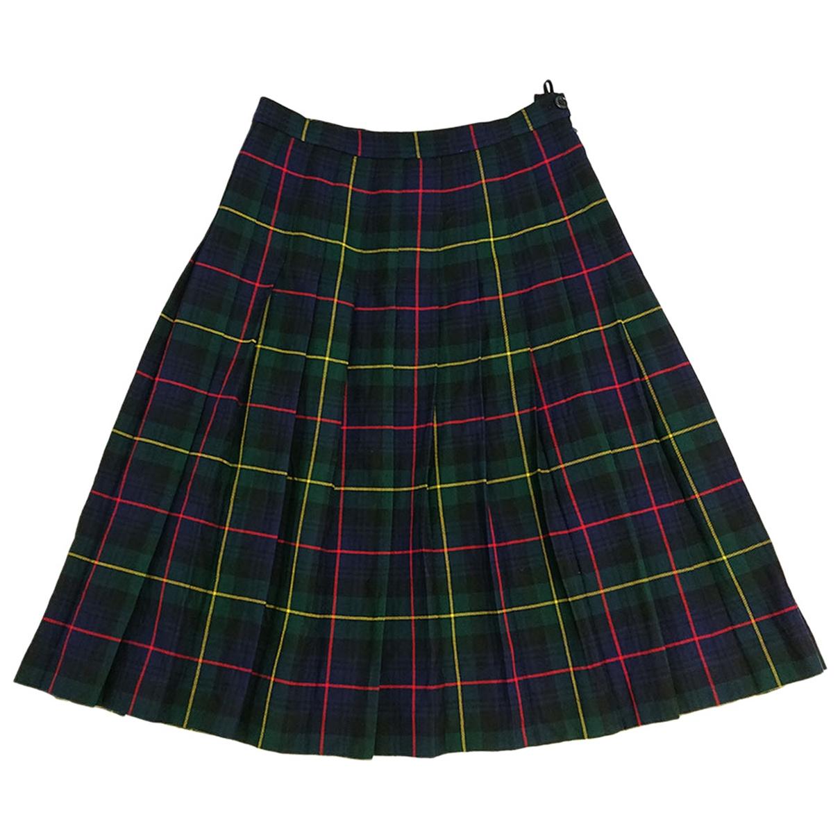 Falda midi de Lana Pringle Of Scotland