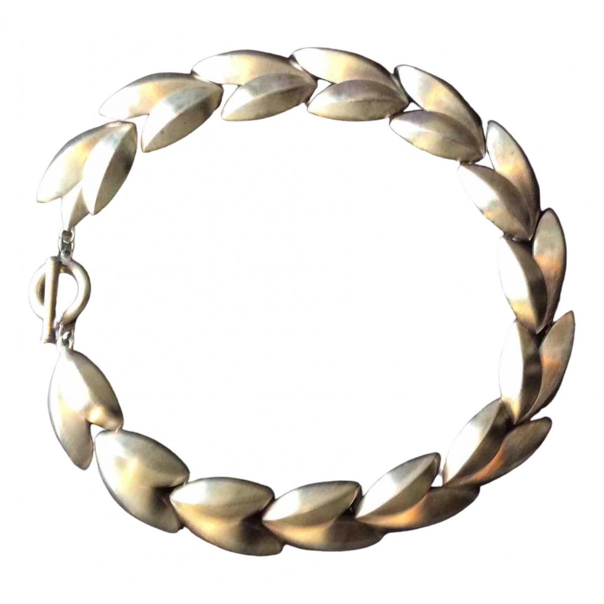 Givenchy - Collier   pour femme en metal - argente