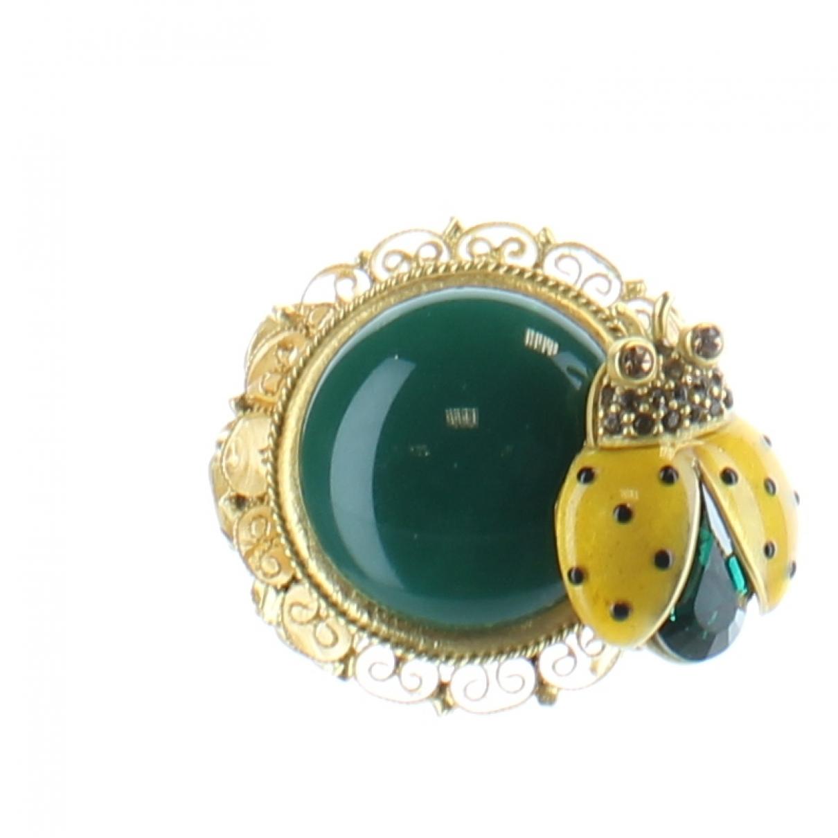 Dolce & Gabbana - Bague   pour femme en metal - dore