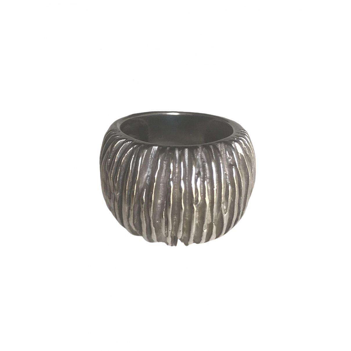 Non Signé / Unsigned \N Silver Silver ring for Women 53 MM