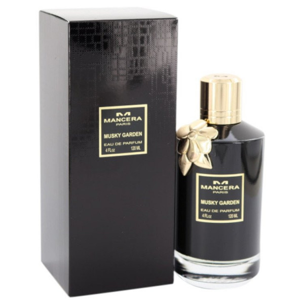 Musky Garden - Mancera Eau de parfum 120 ml