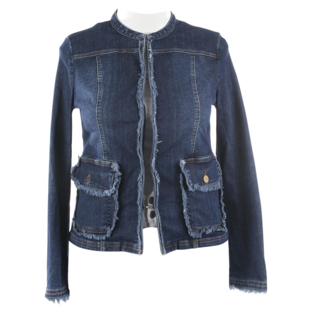 Baum Und Pferdgarten N Blue Cotton jacket for Women 40 FR