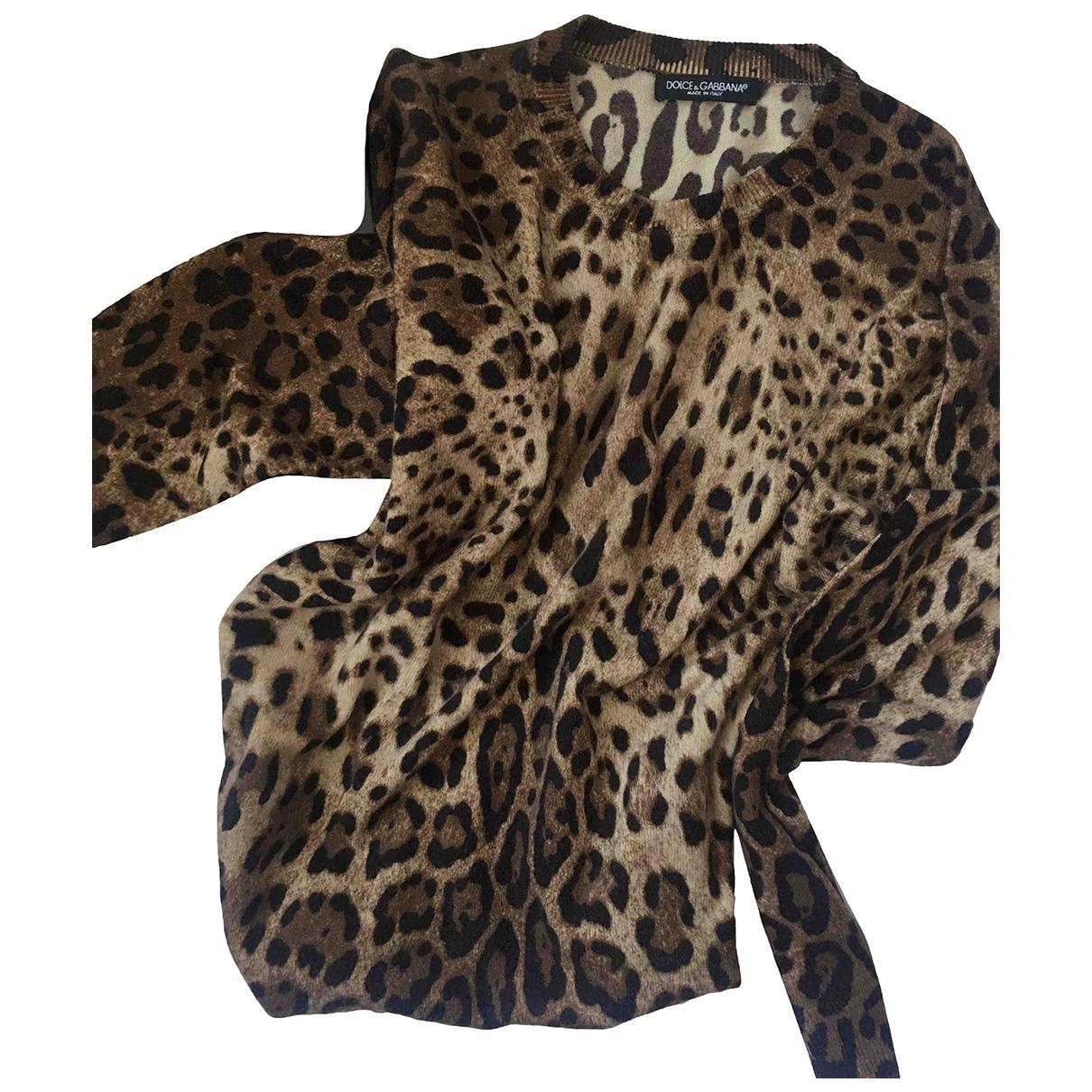 Dolce & Gabbana \N Cashmere Knitwear for Women 44 FR