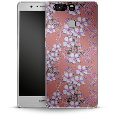 Huawei P9 Silikon Handyhuelle - Inaya von Zala Farah