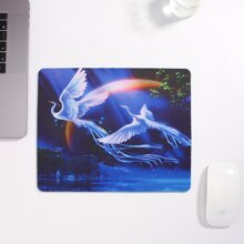 1pc Animal Print Mouse Pad