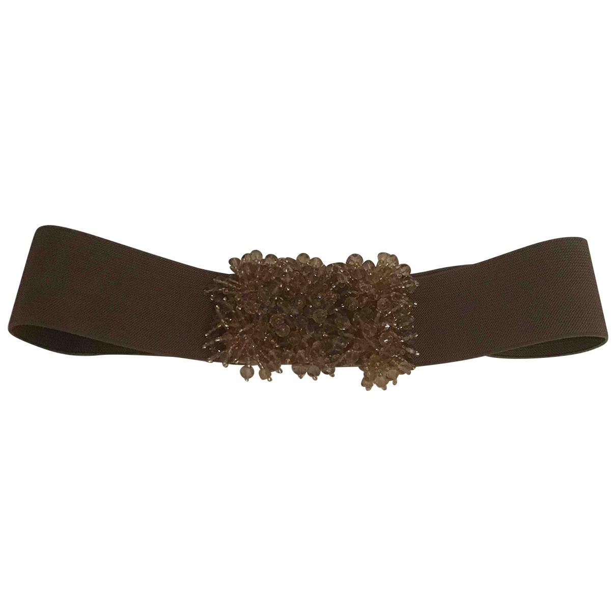 Cinturon de Con lentejuelas Non Signe / Unsigned