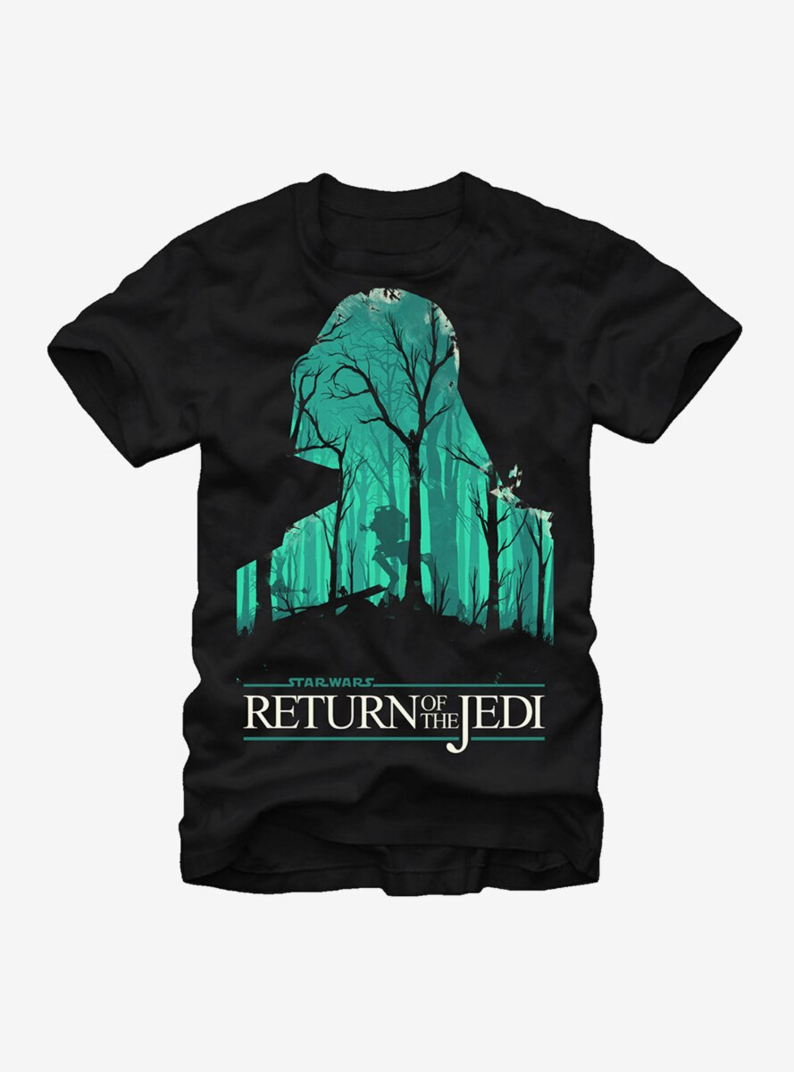 Star Wars Episode VI Return Of The Jedi Darth Vader T-Shirt