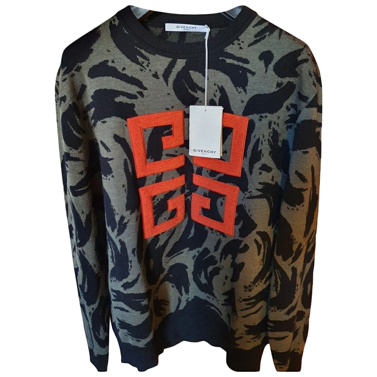 Givenchy - Pulls.Gilets.Sweats   pour homme en laine - multicolore