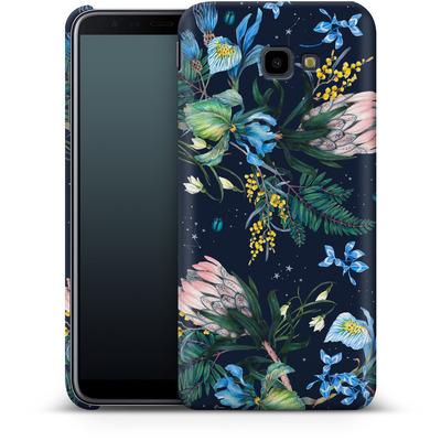 Samsung Galaxy J4 Plus Smartphone Huelle - Celest von Stephanie Breeze