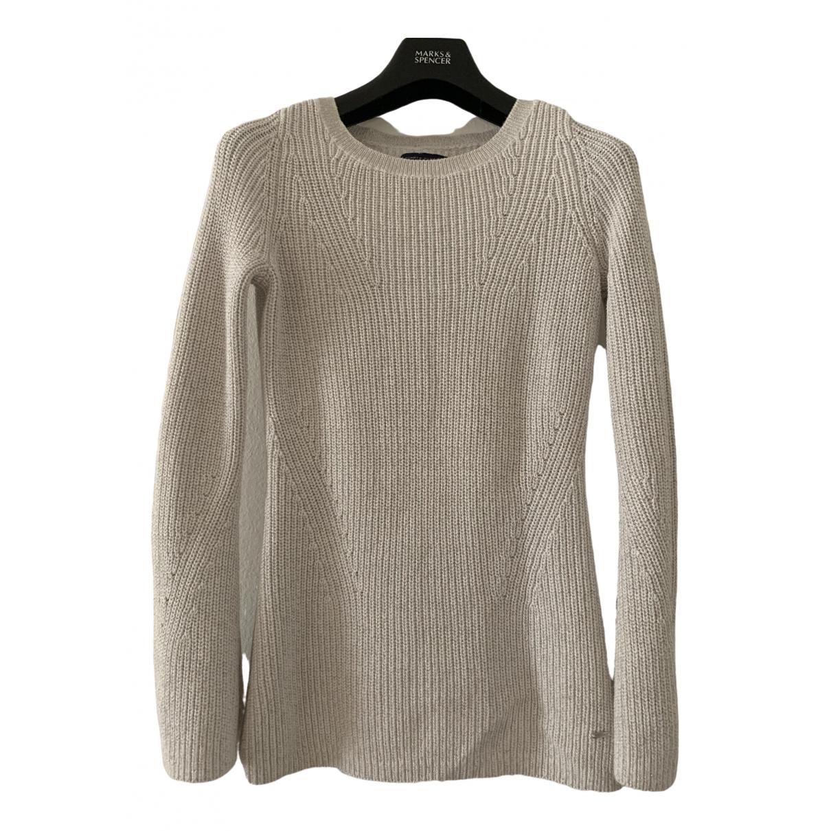 Tommy Hilfiger \N Silver Cotton Knitwear for Women XS International