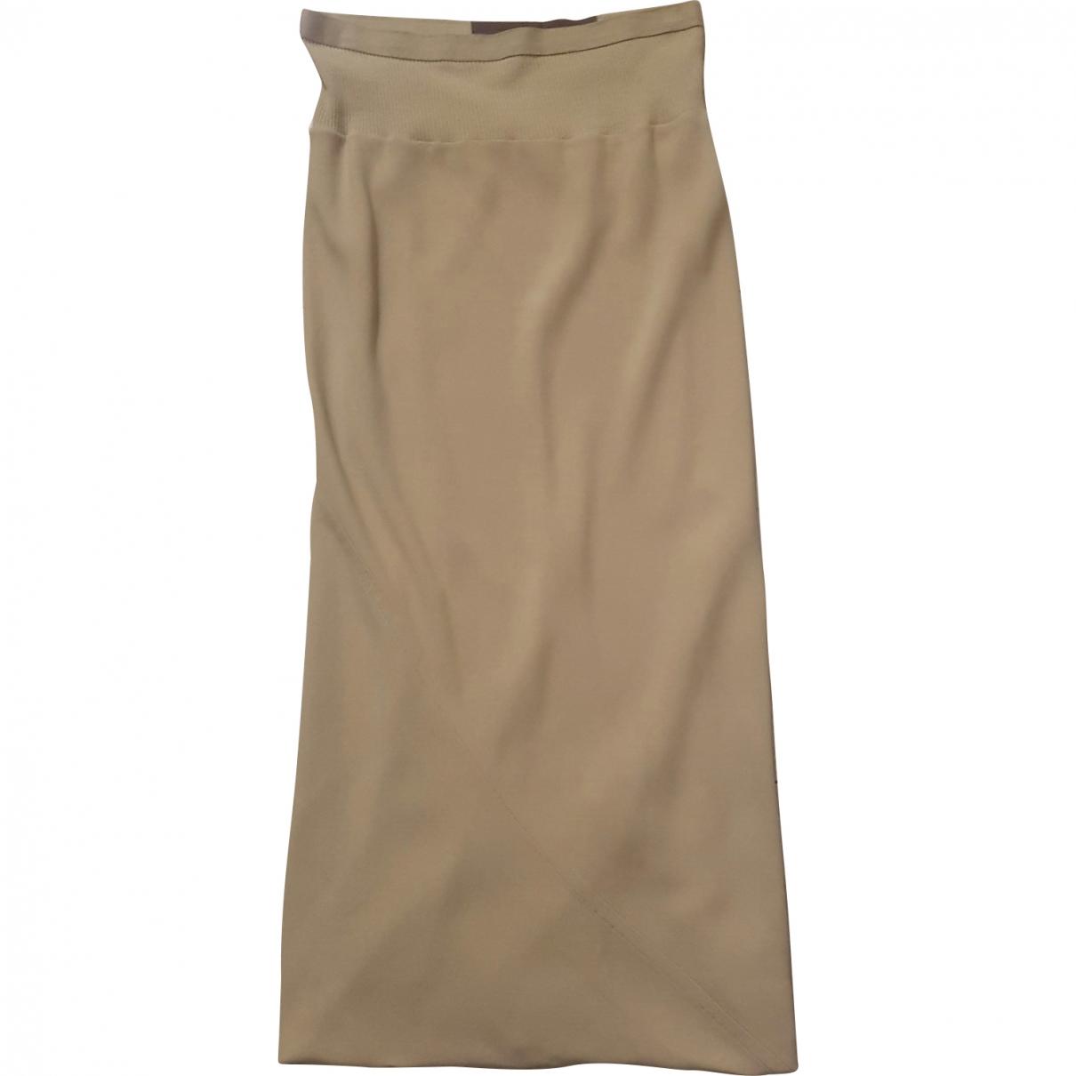 Rick Owens - Jupe   pour femme - beige