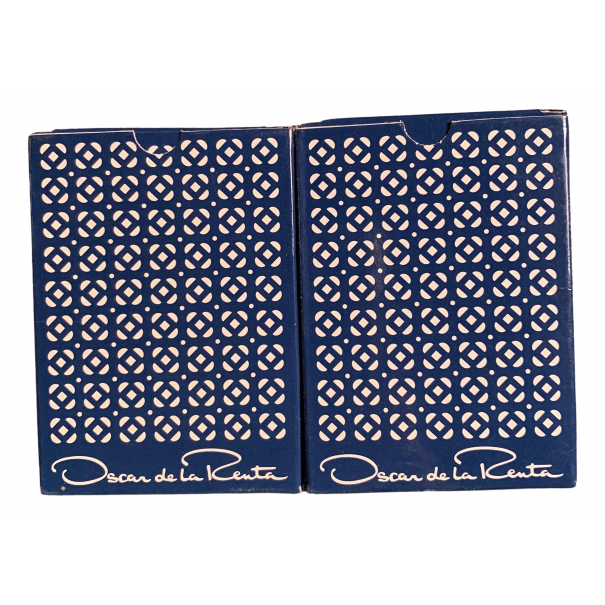 Oscar De La Renta - Objets & Deco   pour lifestyle en autre - bleu