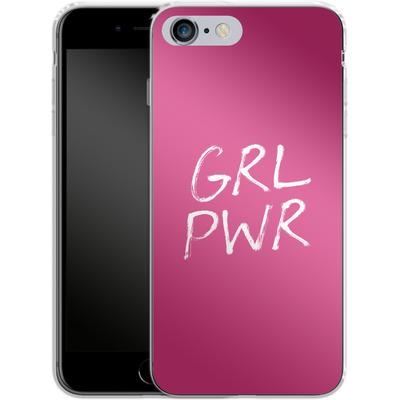 Apple iPhone 6 Plus Silikon Handyhuelle - GRLPWR von caseable Designs
