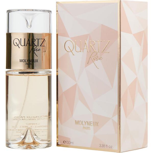 Quartz Rose - Molyneux Eau de parfum 100 ML
