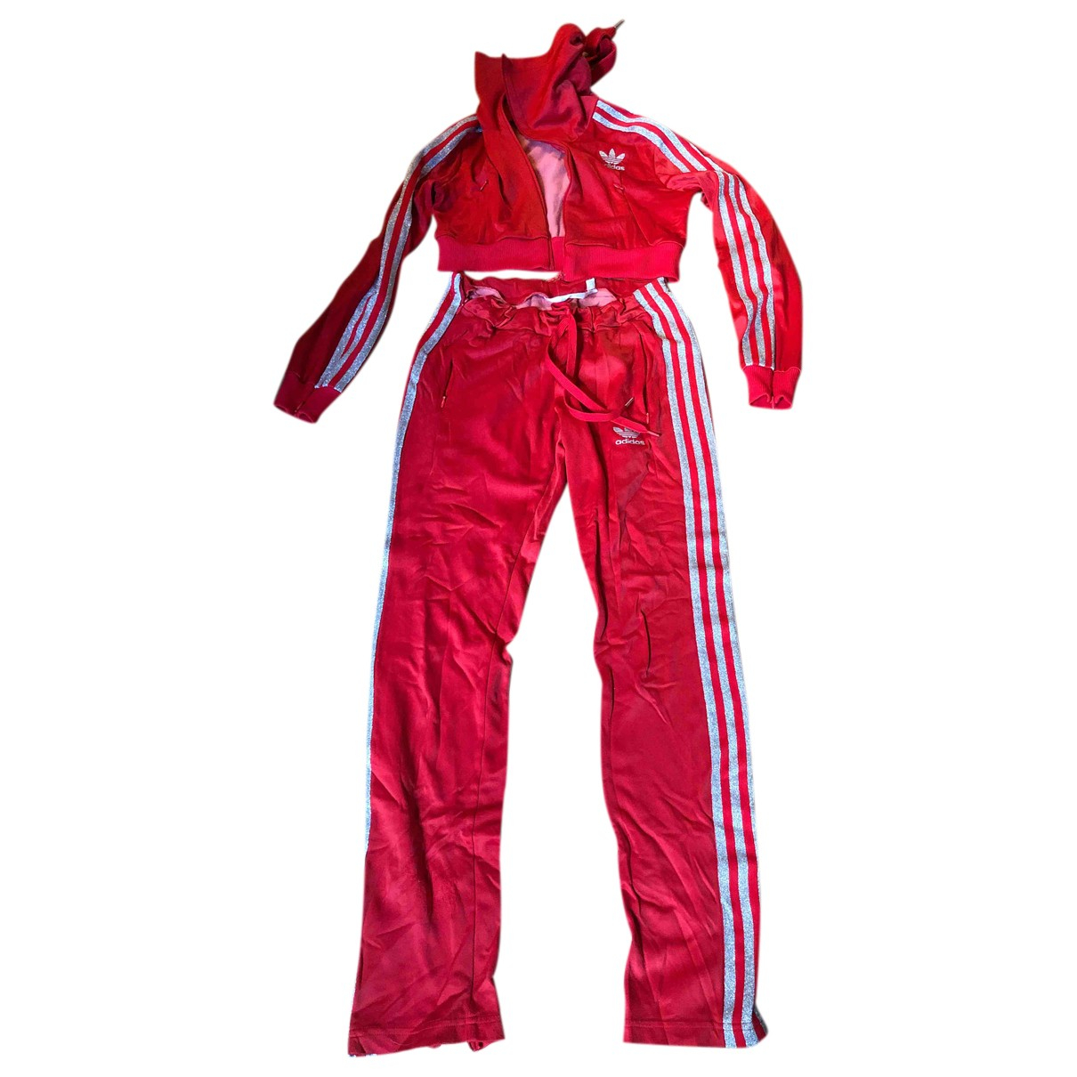 Adidas N Red jumpsuit for Women M International