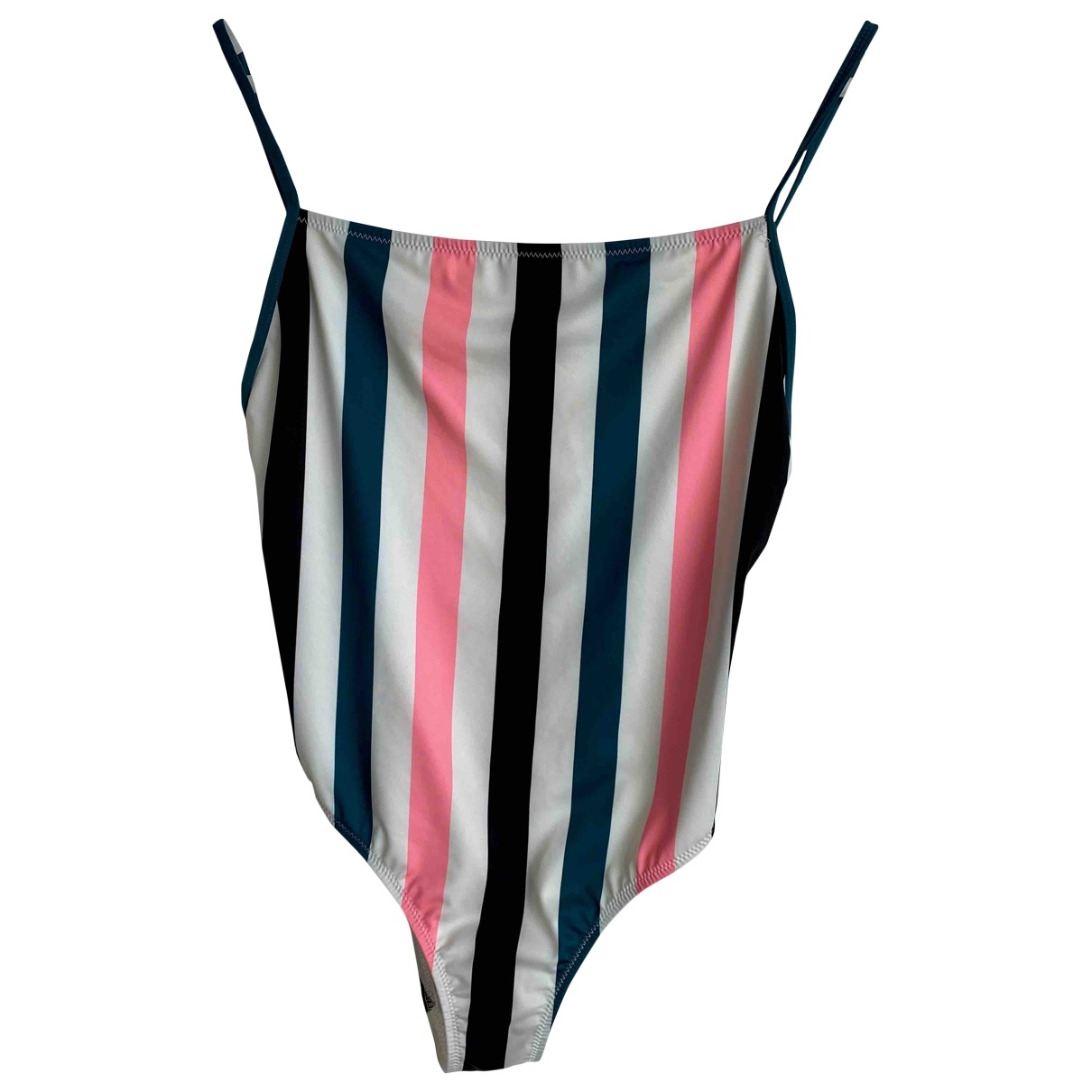Solid & Striped \N Badeanzug in Polyester
