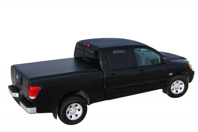 ACCESS Cover 23239s ACCESS Limited Edition Roll-Up Tonneau Cover Nissan Titan 2017-2018