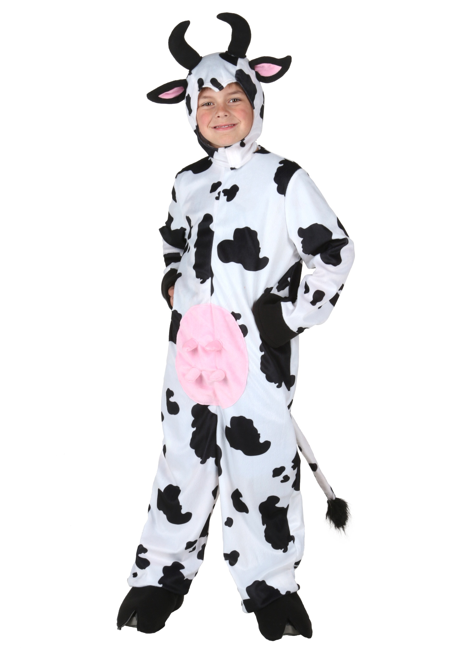 Deluxe Cow Costume for Kids