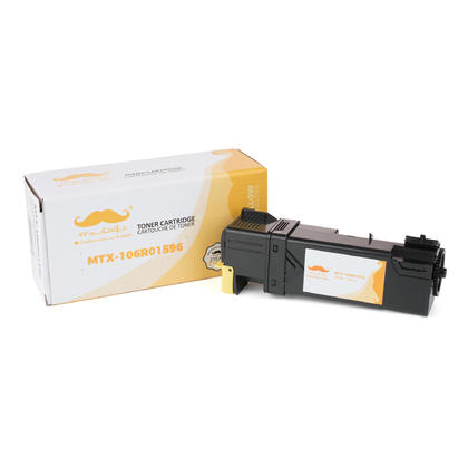 Compatible Xerox 106R01596 Yellow Toner Cartridge - Moustache@