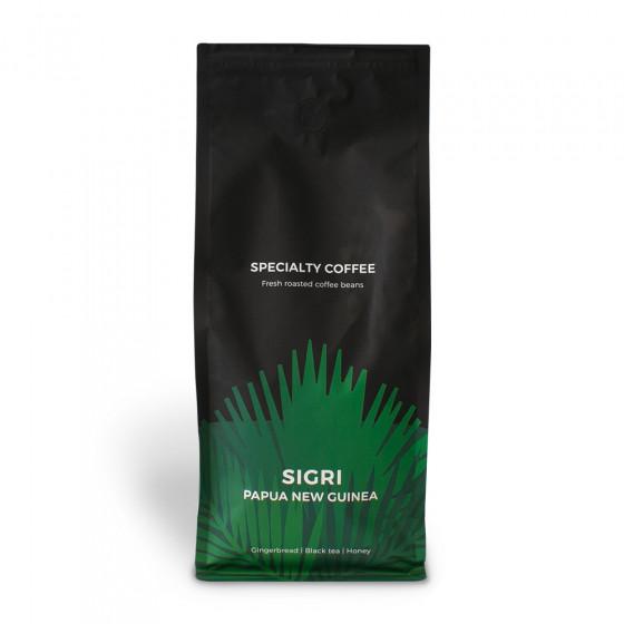 "Spezialitaetenkaffee ""Papua New Guinea Sigri"", 1 kg ganze Bohne"