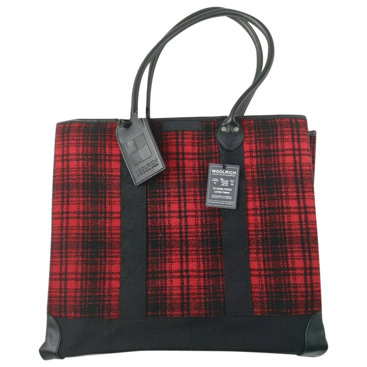 Woolrich \N Multicolour Wool Travel bag for Women \N