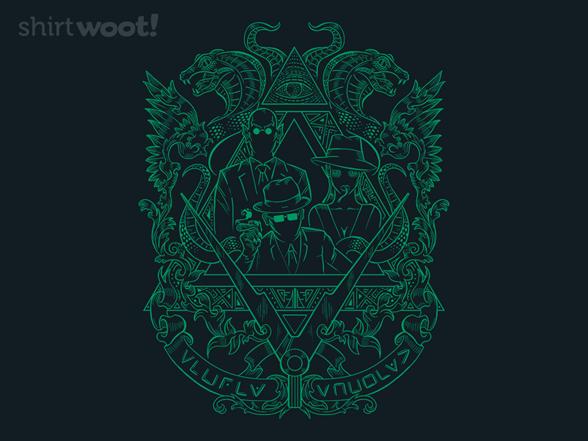 Secret Society T Shirt