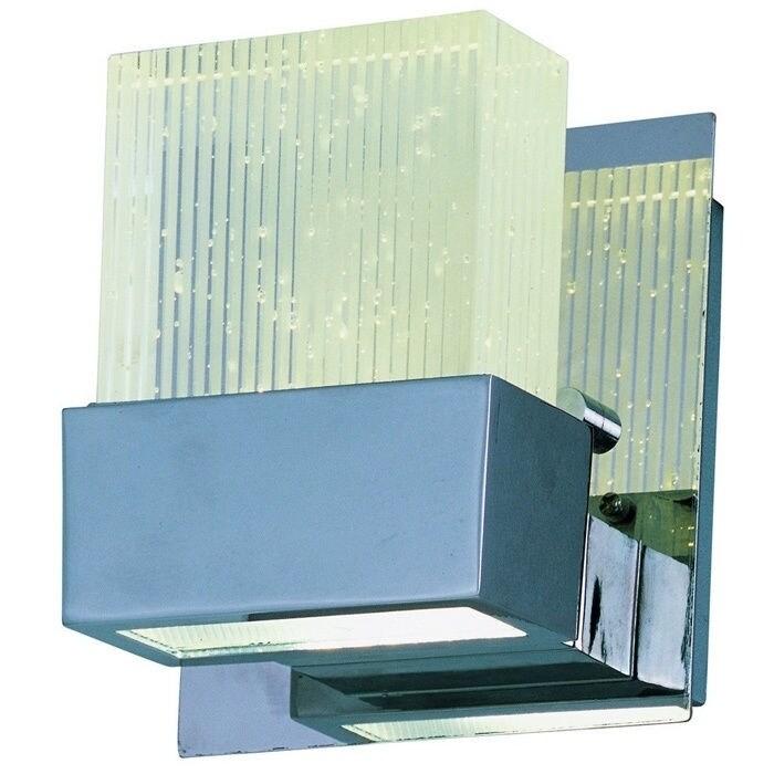 Fizz III Bath Vanity Singe-fixture (Fizz III 2-Light LED Vanity)