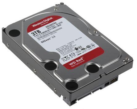 Western Digital Red 3 TB Internal Hard Drive