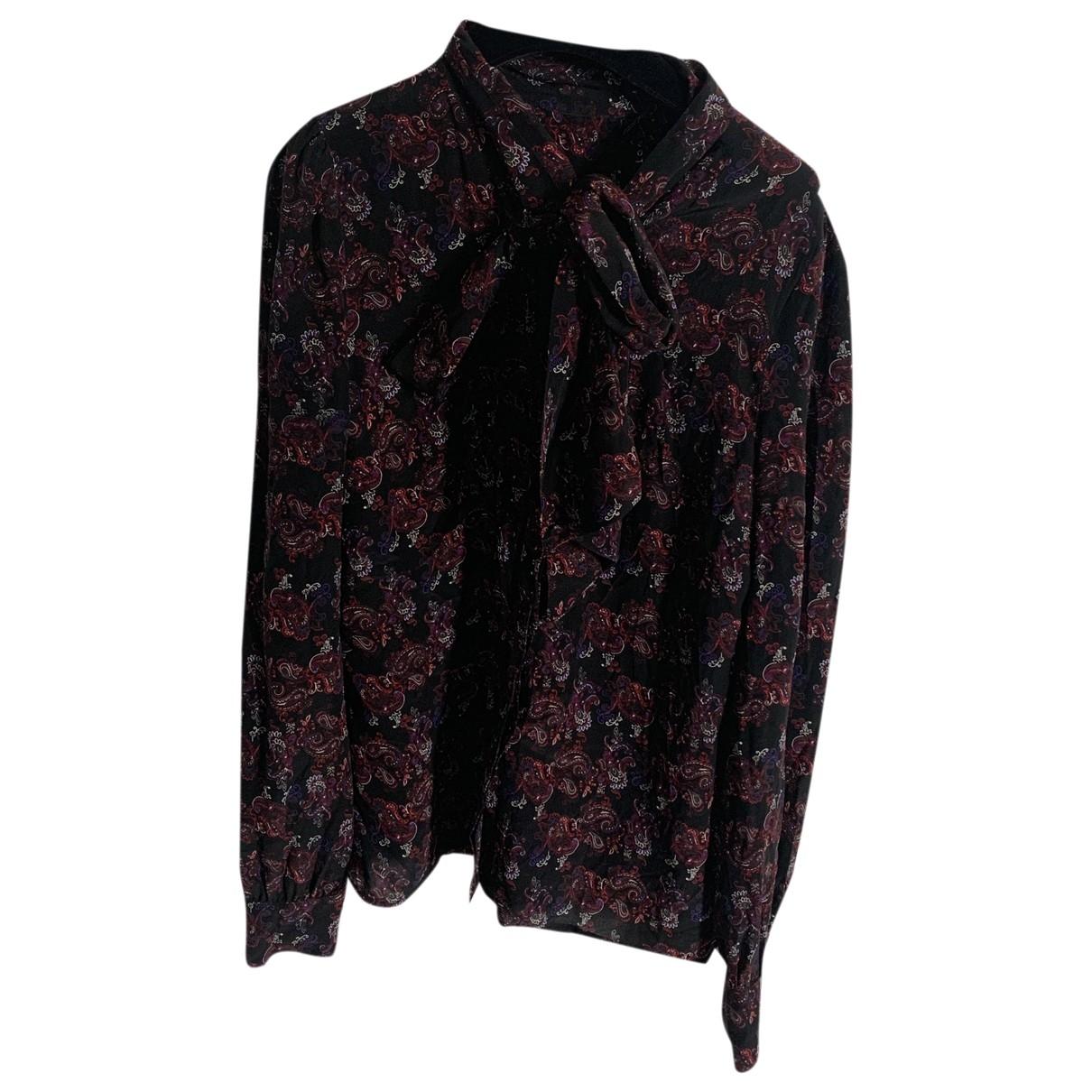 Berenice - Top   pour femme en soie - multicolore