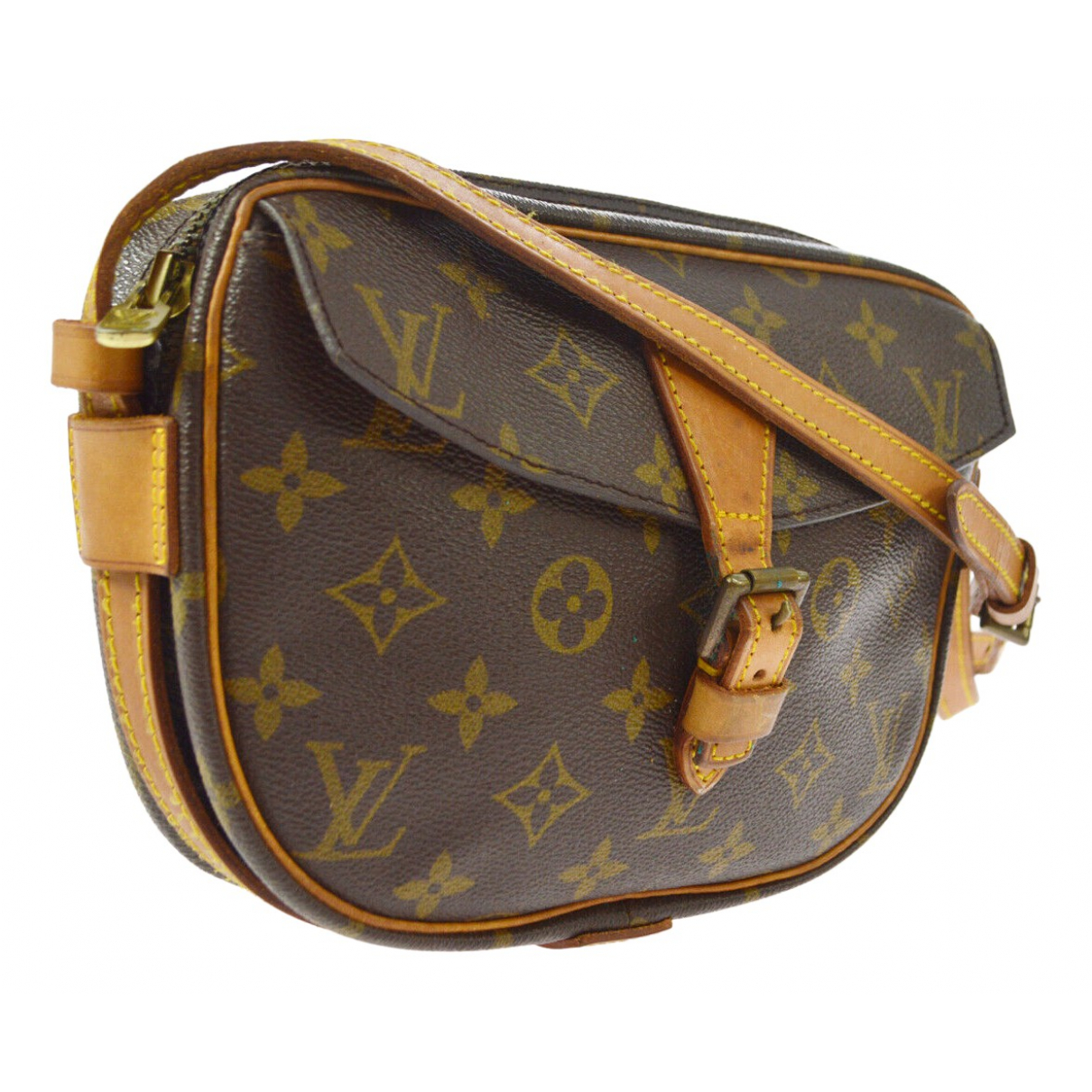 Louis Vuitton Jeune fille  Brown Cloth handbag for Women \N