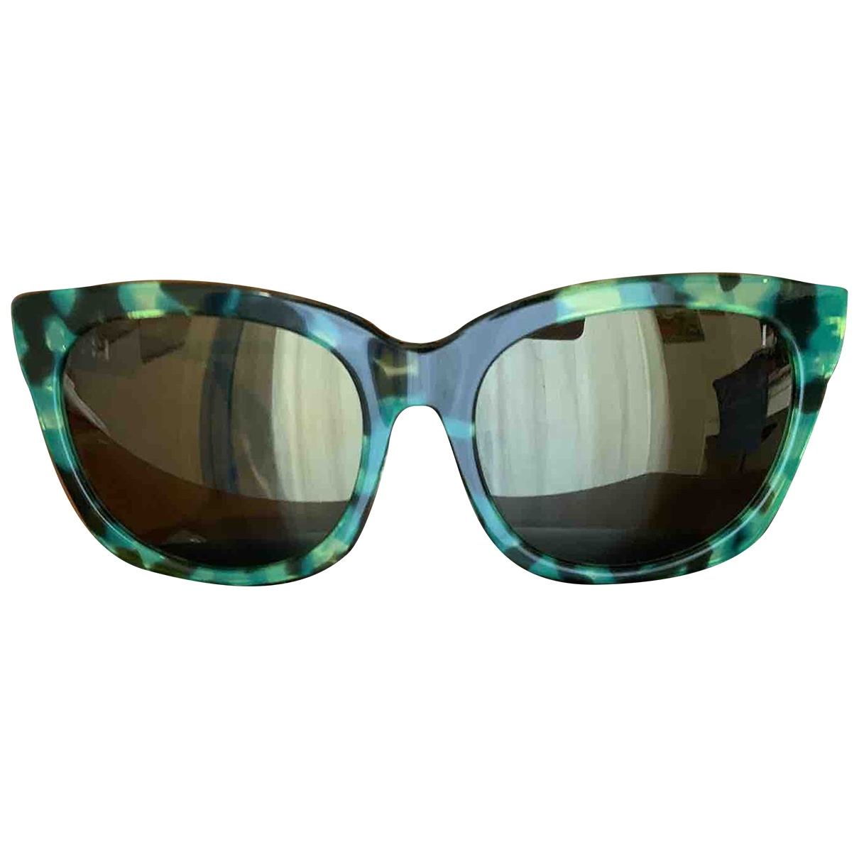 Mcq \N Sunglasses for Women \N
