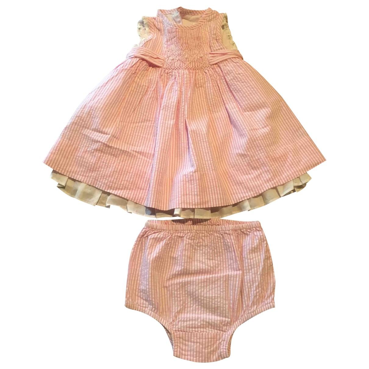 Ralph Lauren - Les ensembles   pour enfant en coton - rose
