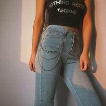 Mehrschichtige Hosenkette