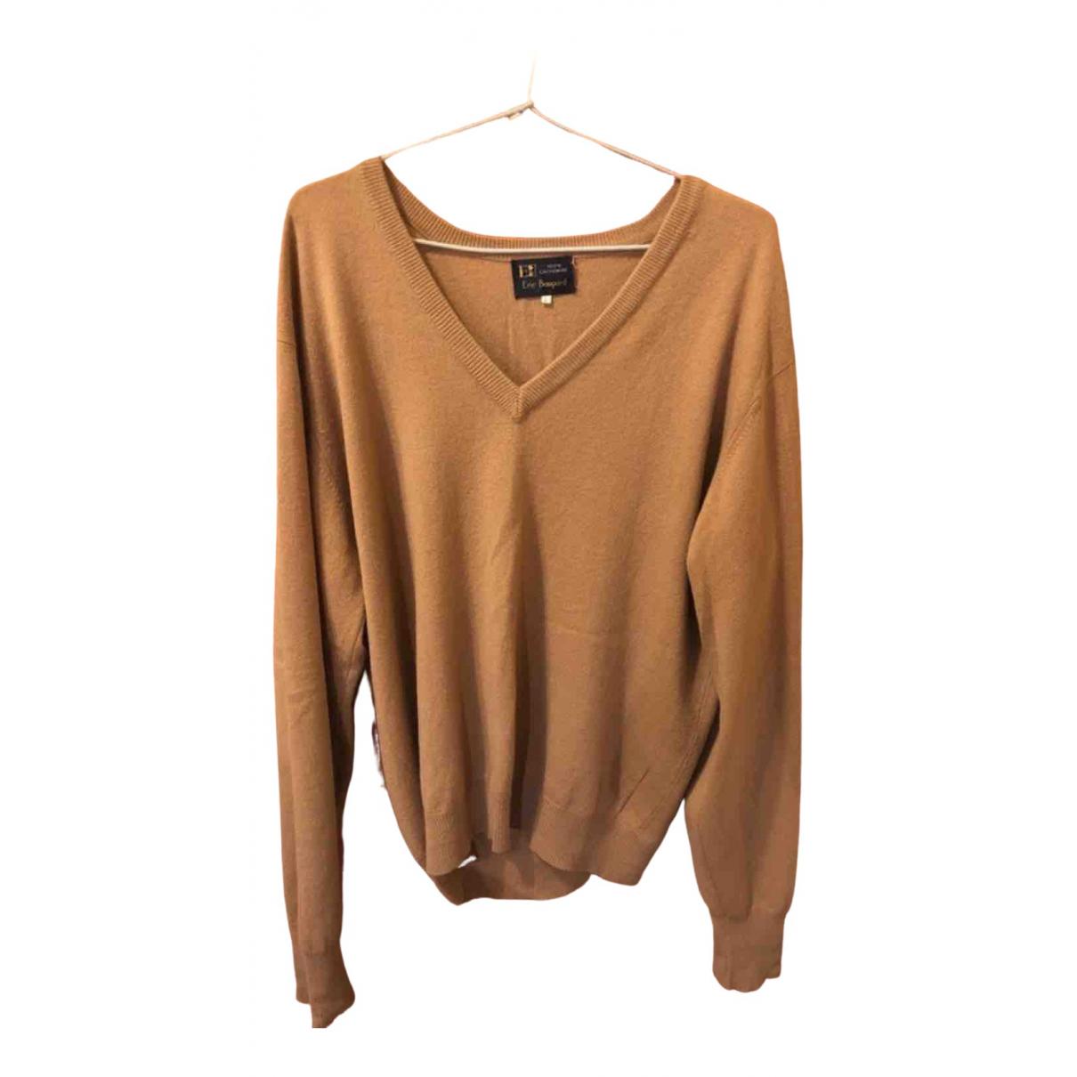 Eric Bompard \N Camel Cashmere Knitwear & Sweatshirts for Men L International