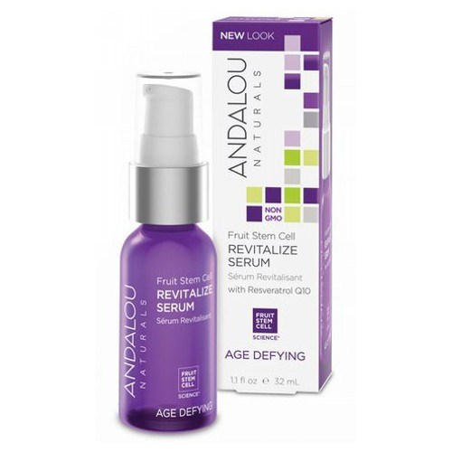 Fruit Stem Cell Revitalize Serum 1.1 oz by Andalou Naturals