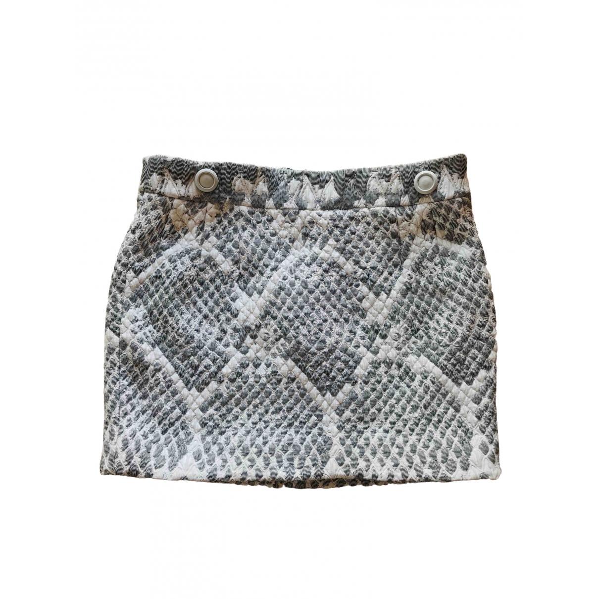 Viktor & Rolf \N White skirt for Women 40 IT